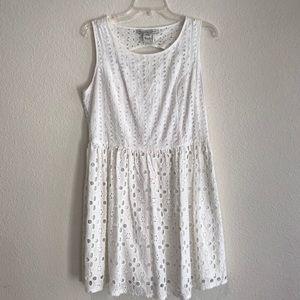   American Rag white Summer dress  